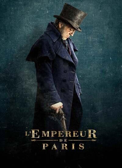 دانلود فیلم امپراطور پاریس دوبله فارسی 2018 The Emperor of Paris