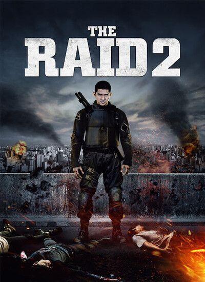 دانلود فیلم یورش 2 دوبله فارسی The Raid 2 2014