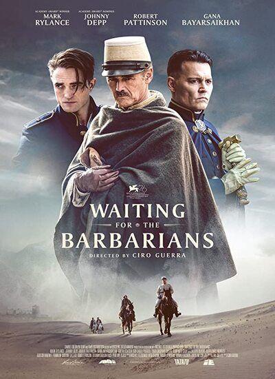 دانلود فیلم در انتظار بربرها دوبله فارسی Waiting for the Barbarians 2020
