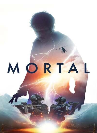 دانلود فیلم فانی دوبله فارسی Mortal 2020