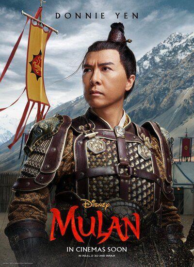دانلود فیلم مولان دوبله فارسی 2020 Mulan
