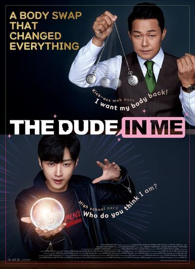 دانلود فیلم رفیق درون من دوبله فارسی The Dude in Me 2019