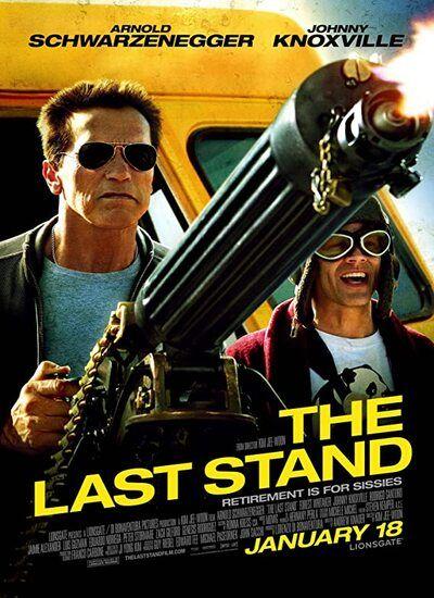 دانلود فیلم آخرین مقاومت دوبله فارسی The Last Stand 2013