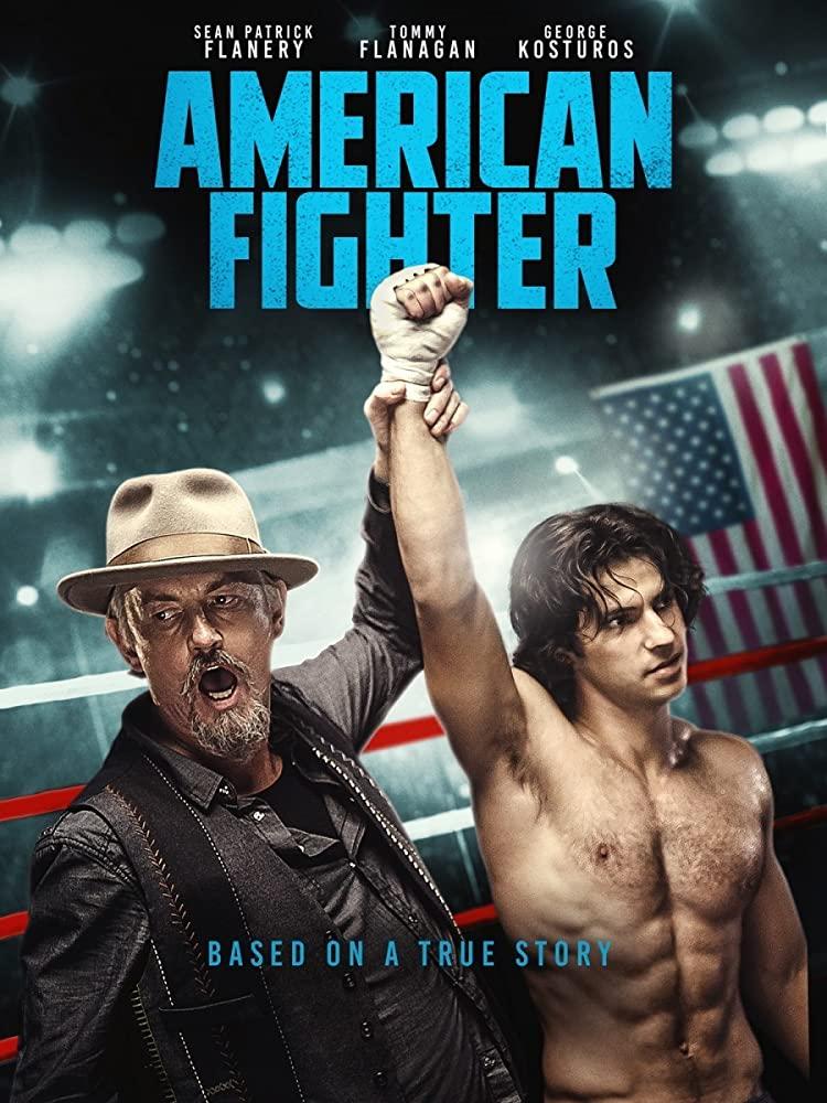 دانلود فیلم مبارز آمریکایی دوبله فارسی American Fighter 2020