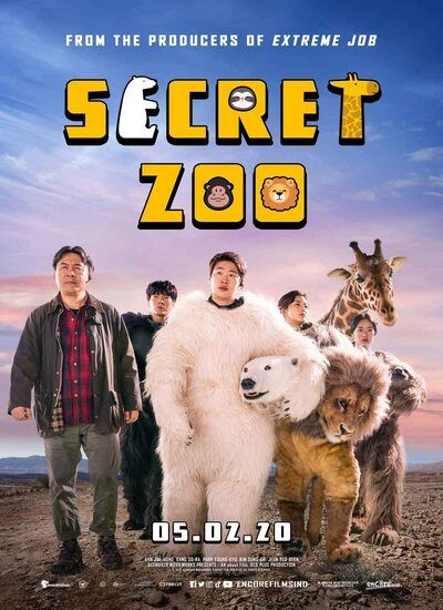 دانلود فیلم باغ وحش مخفی دوبله فارسی Secret Zoo 2020