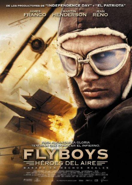دانلود فیلم پسران پرواز Flyboys 2006