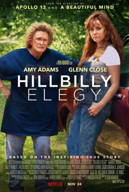 دانلود فیلم میراث پشت کوه نشینان Hillbilly Elegy 2020 با لینک مستقیم