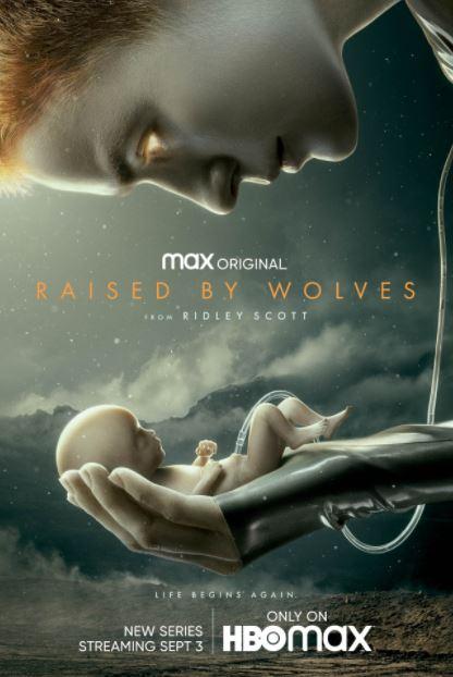 دانلود سریال دست پرورده ی گرگ ها Raised by Wolves 2020