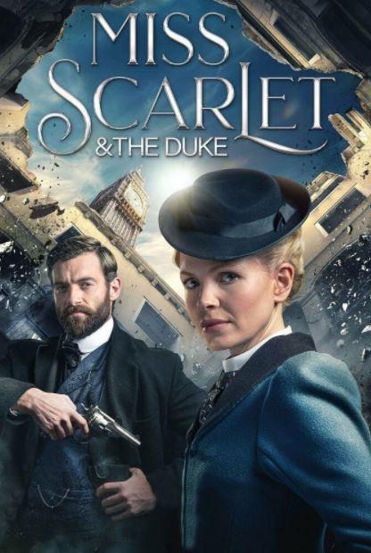 خانم اسکارلت و دوک