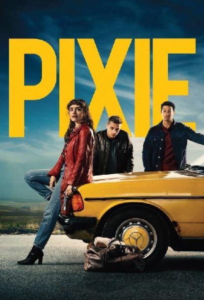 دانلود فیلم پیکسی Pixie 2020 با لینک مستقیم