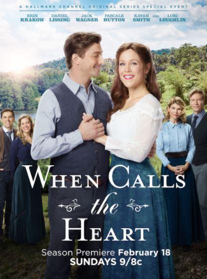 دانلود سریال ندای دل When Calls the Heart