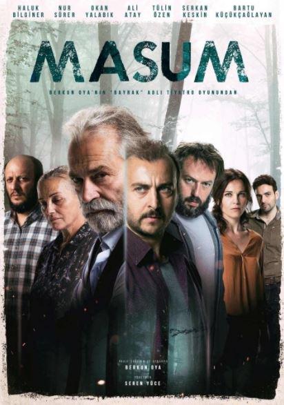 دانلود سریال معصوم Masum 2017 با دوبله فارسی