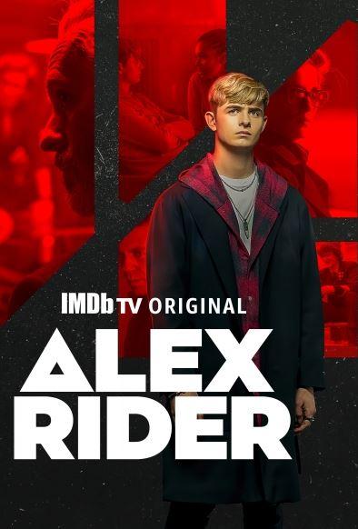 دانلود سریال الکس رایدر Alex Rider با زیرنویس چسبیده