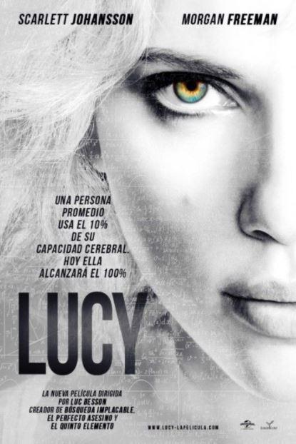 دانلود فیلم لوسی با دوبله فارسی Lucy 2014