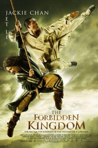 دانلود فیلم قلمرو ممنوعه The Forbidden Kingdom 2008