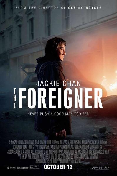 دانلود فیلم بیگانه دوبله فارسی The Foreigner 2017