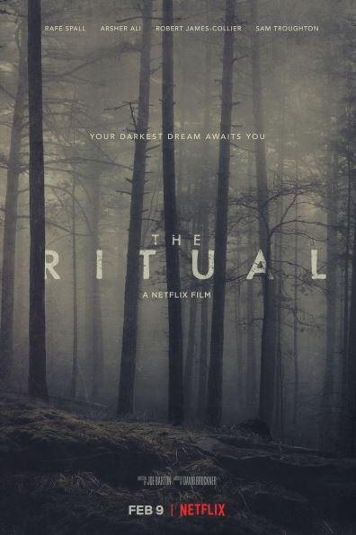 دانلود فیلم آیین زیرنویس چسبیده The Ritual 2017
