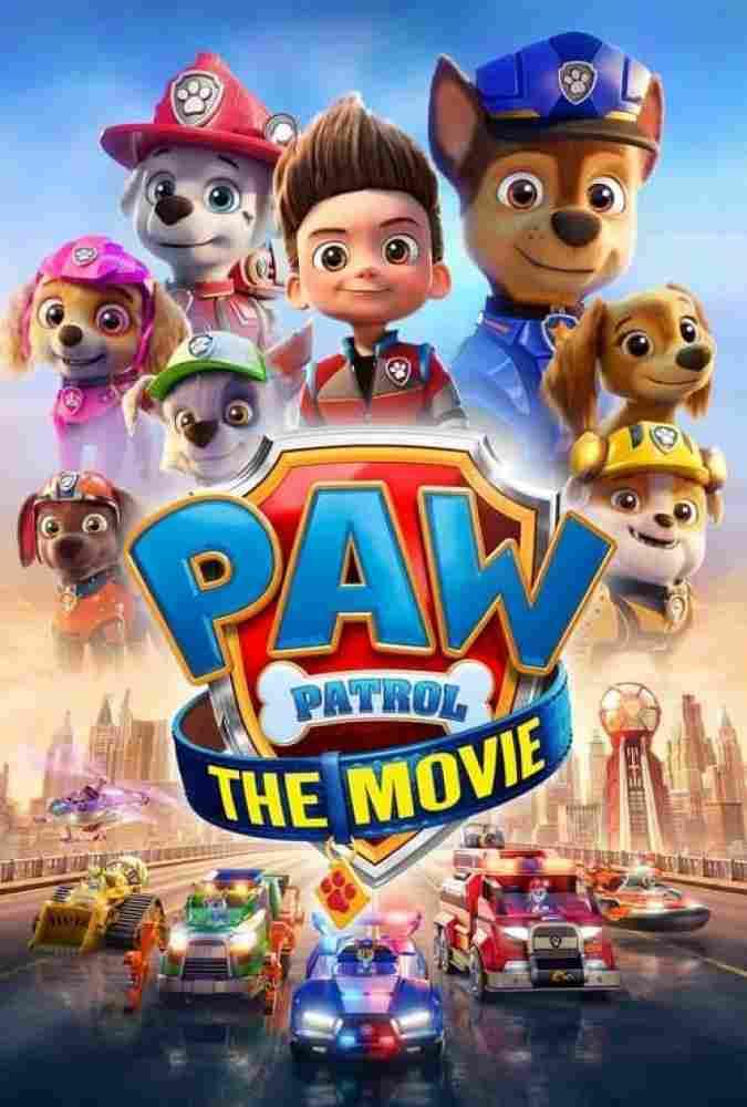دانلود انیمیشن سگ های نگهبان PAW Patrol The Movie 2021